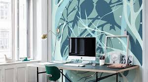 Nature Bedroom by Modern Wallpaper Murals Upload Their Own Photographs Or Choose