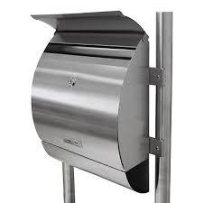 design edelstahl briefkasten design briefkasten zeppy io