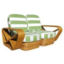 Rattan Settee Rattan Sofas 51 For Sale At 1stdibs