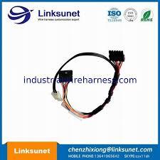 amp te 14 16awg male female automobile wire harness ultra fast bk