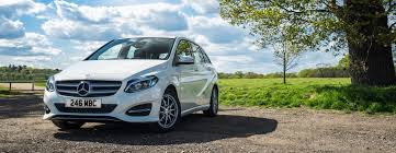 mercedes b class u2013 sizes and dimensions carwow