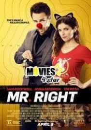 free download mr right 2016 full hdrip mp4 movie online from