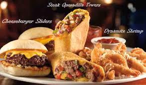 applebee s dynamite shrimp steak quesadilla towers recipes