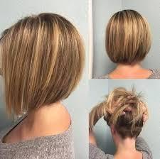 how to cut a medium bob haircut nape undercut hairstyle women with medium short hair google