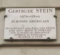 plaque numero rue 27 rue de fleurus wikipedia