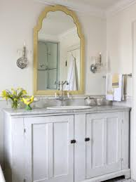 gray and yellow bathroom pictures large drop in soaking tub