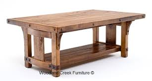 Craftsman Coffee Table Craftsman Coffee Table Bungalow Style Arts Craft Rustic For
