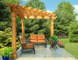 Swing Arbor Plans Diy Triangle Pergola Free Triangle Pergola Plans Outdoor