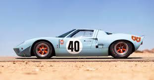 gulf gt40 1968 ford gt40 gulf mirage lightweight lm racecar 6