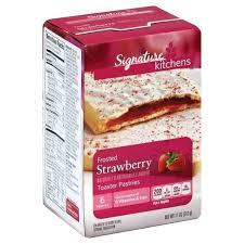Toaster Strudel Meme - glutino strawberry toaster pastry toaster strudel meme every girl