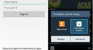 apple icloud for android sync for icloud for android free at apk here store