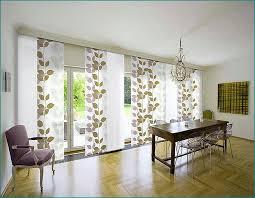 dining room amazing window treatments for sliding glass doors