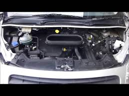 2010 fiat scudo combi 2 0 engine youtube
