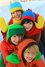 Cartman Halloween Costume Color Cosplay Snow South Park Winter South Park