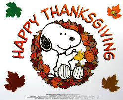 snoopy thanksgiving clip for free happy thanksgiving