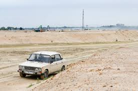 lada do you know what car kimi raikkonen first drove russia beyond