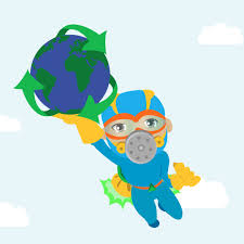 calling all superheroes to save our planet unicef connect