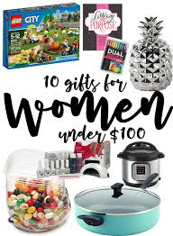 great gifts for women doodlecraft 10 great gifts for women under 100