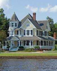 victorian style homes with wrap around porches round designs