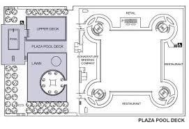 los angeles conference center floor plans the westin bonaventure