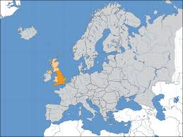 England Blank Map by Maps Map Of Europe England
