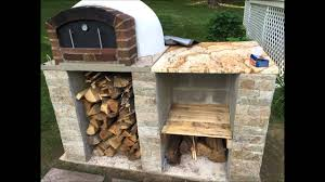 dans apizza oven wood fired pizza oven how to make build a