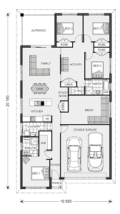 pacific 205 express series home designs in port macquarie