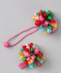 baby hair ties best 25 ribbon hair ties ideas on tying ribbon bows