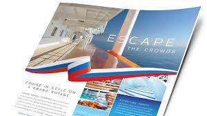 travel u0026 tourism brochures u0026 flyers templates word u0026 publisher