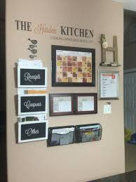 kitchen bulletin board ideas best 25 kitchen bulletin boards ideas on galvanized for