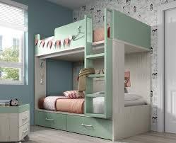 chambre garçon lit superposé chambre enfant composée de lit superposé meubles ros meubles ros