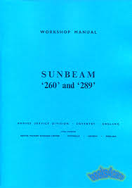 sunbeam manuals at books4cars com