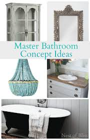 master bath design plans master bathroom design plan nest of bliss