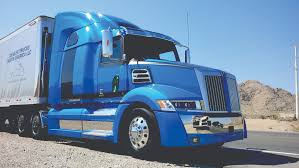 cost of new kenworth truck driving the new western star 5700