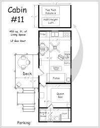 cabin floorplans bedroom 1 bedroom cabin floor plans
