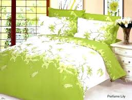 Green Duvets Covers Sage Green King Size Duvet Covers Green Bed Sheets Perfume Lily