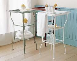 Metal Accent Table Painted Metal Accent Table Betterimprovement Com