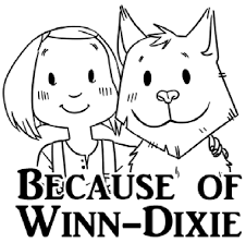 because of winn dixie coloring page 4th grade pinterest