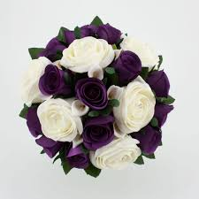 purple wedding flowers extraordinary wedding purple bouquet from purple wedding flowers