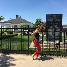 Indiana where to travel in august images Michael jackson 39 s house gary indiana ierrush jpg