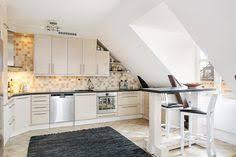 cuisine mansard kitchen mansard roof sloping decode ideas küche6 for the home