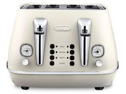 Automatic Toaster Toasters Kitchen Appliances Delonghi New Zealand