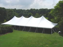 white tent rentals weddings totally tent party rental