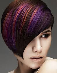 hair color pics highlights multi vibrant hair highlights