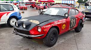 vintage datsun convertible datsun fairlady 240z 001 international championship for