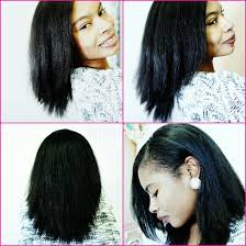 hairstyles for black women no heat 23 months natural hair growth roller set on natural hair no heat