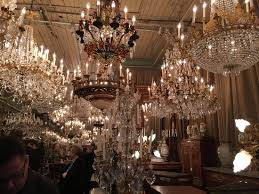 New Orleans Chandeliers Chandeliers In An Antique Store Picture Of Royal New