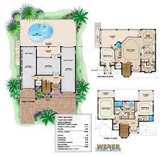 port antigua home plan weber design group naples fl