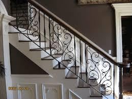 stair railing designs wood baluster remodel spindles repair