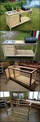 Outdoor Kitchen Sink by How To Build A Portable Kitchen For Your Backyard Http